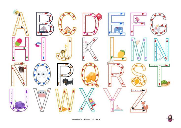 ABC pequeño