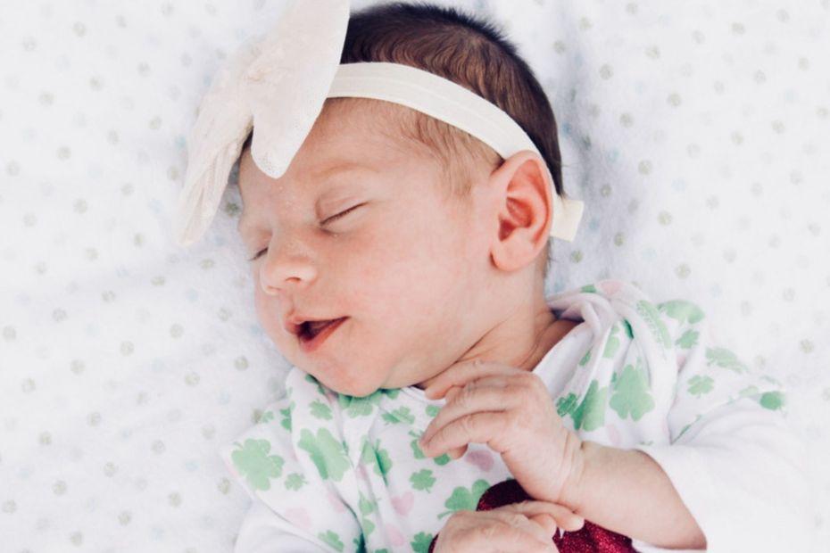 Acneea nou-născutului Mama lui Vladimir