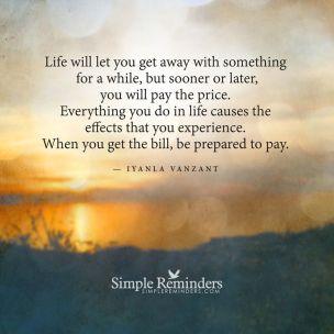 life karma