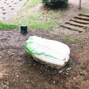 和田公園スツール2