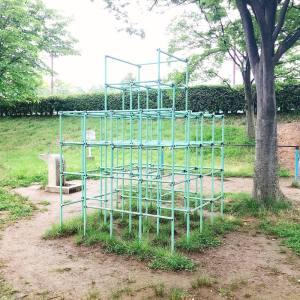 和田公園ジャングルジム