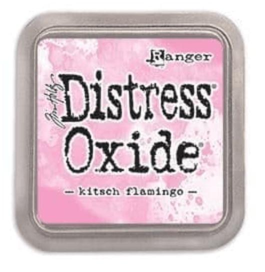 Ranger Distress Oxide Ink Pad – Kitsch Flamingo