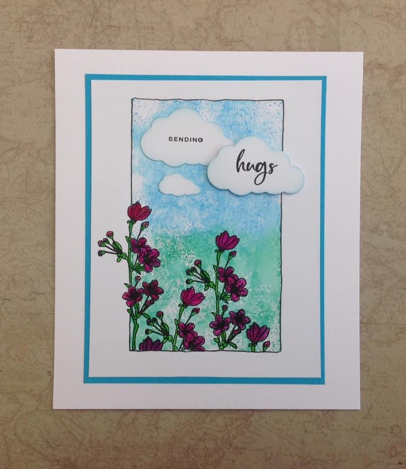 Stampscription June by Diane
