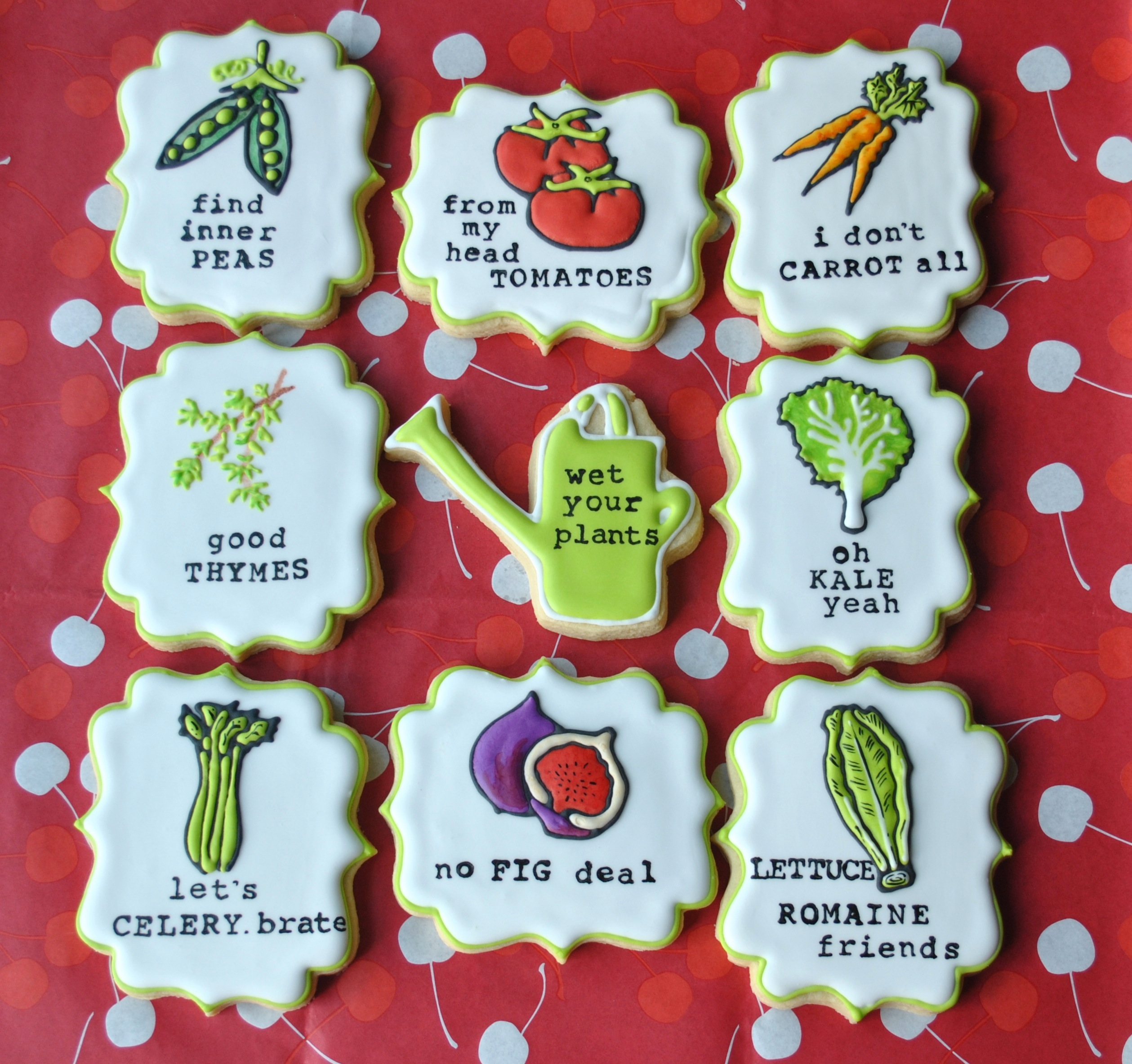 Cookie Pun Mama Mayer Bakery