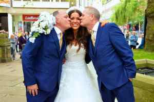 sophie mei lan hale gay dads wakefield cathedral mark scott steve slack wedding yorkshire