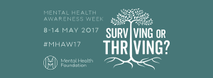 mental health week awareness mental health foundastion
