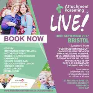 attachment parenting uk