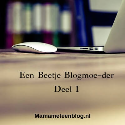 blogmama Mamameteenblog.nl