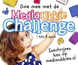 media ukkies challenge mamameteenblog.nl