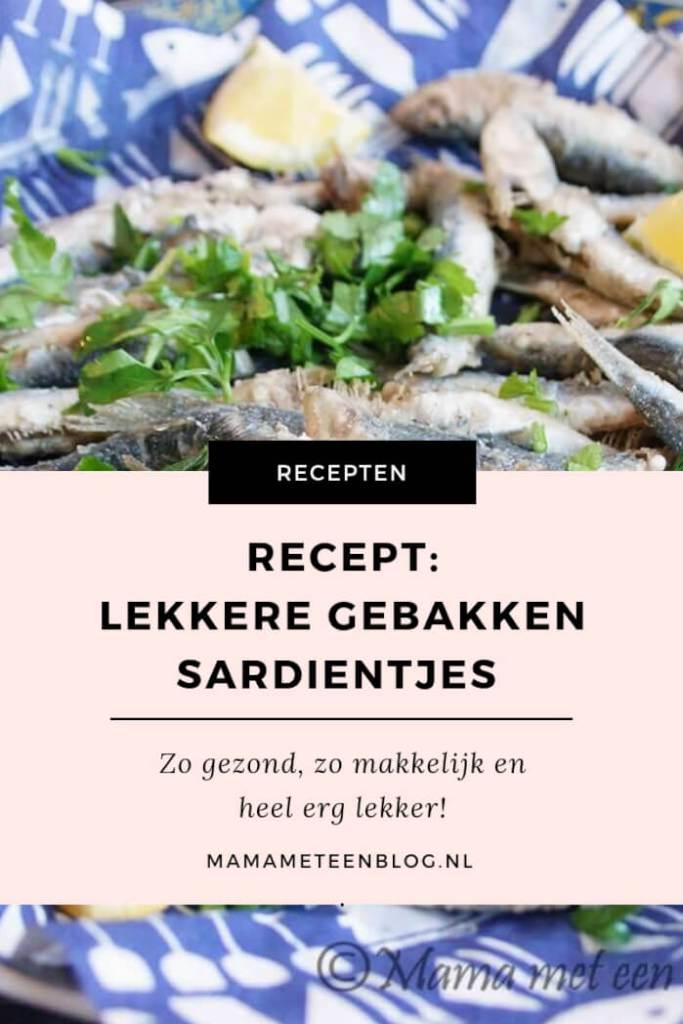 recept lekkere gebakken sardientjesmamameteenblog.nl