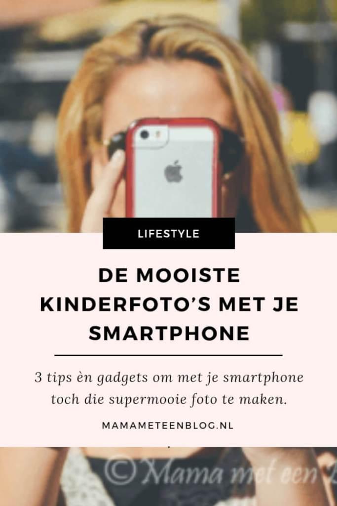 KInderfoto's met smartphone mamameteenblog.nl