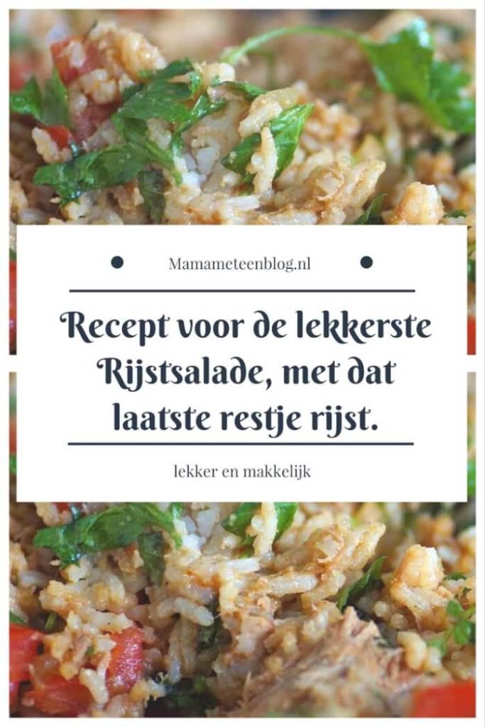 recept rijstsalade mamameteenblog.nl
