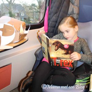 VakantieTip met de trein naar Trix in Naturalis Leiden 7