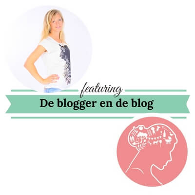 De blogger en de blog fulltimemama mamameteenblog