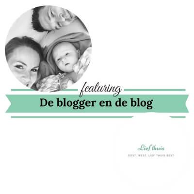 De blogger en de blog liefthuis mamameteenblog