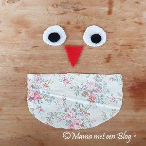 Uil kussen Uiltje Knutselen met Sien en Co knutselblog 4 Mama met een blog