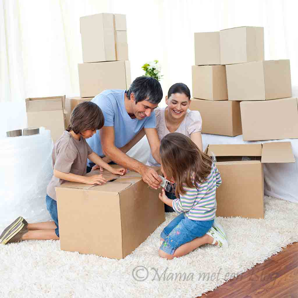 verhuizen met kinderen mamameteenblog