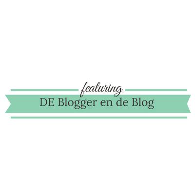 rubriek De-Blogger en de blog mamameteenblog.nl