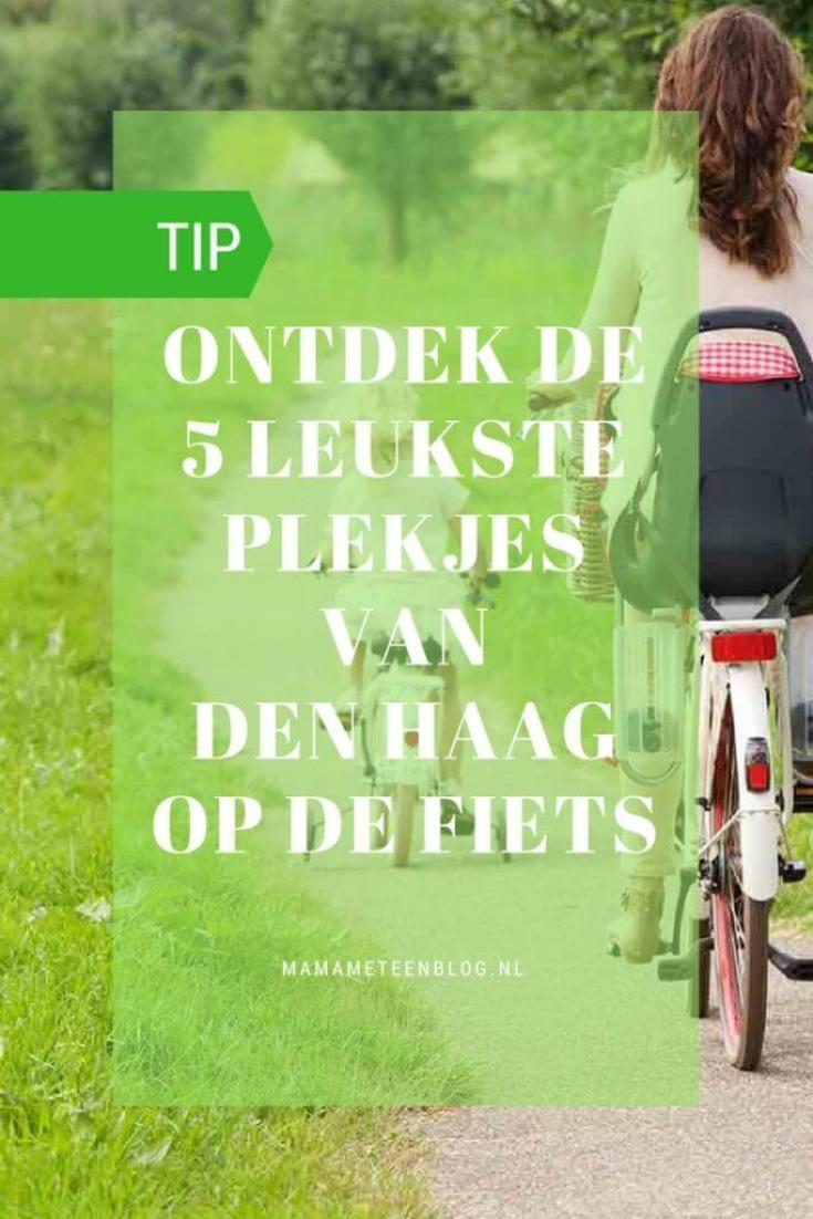 5 leukste plekjes op de fiets den haag mamameteenblog