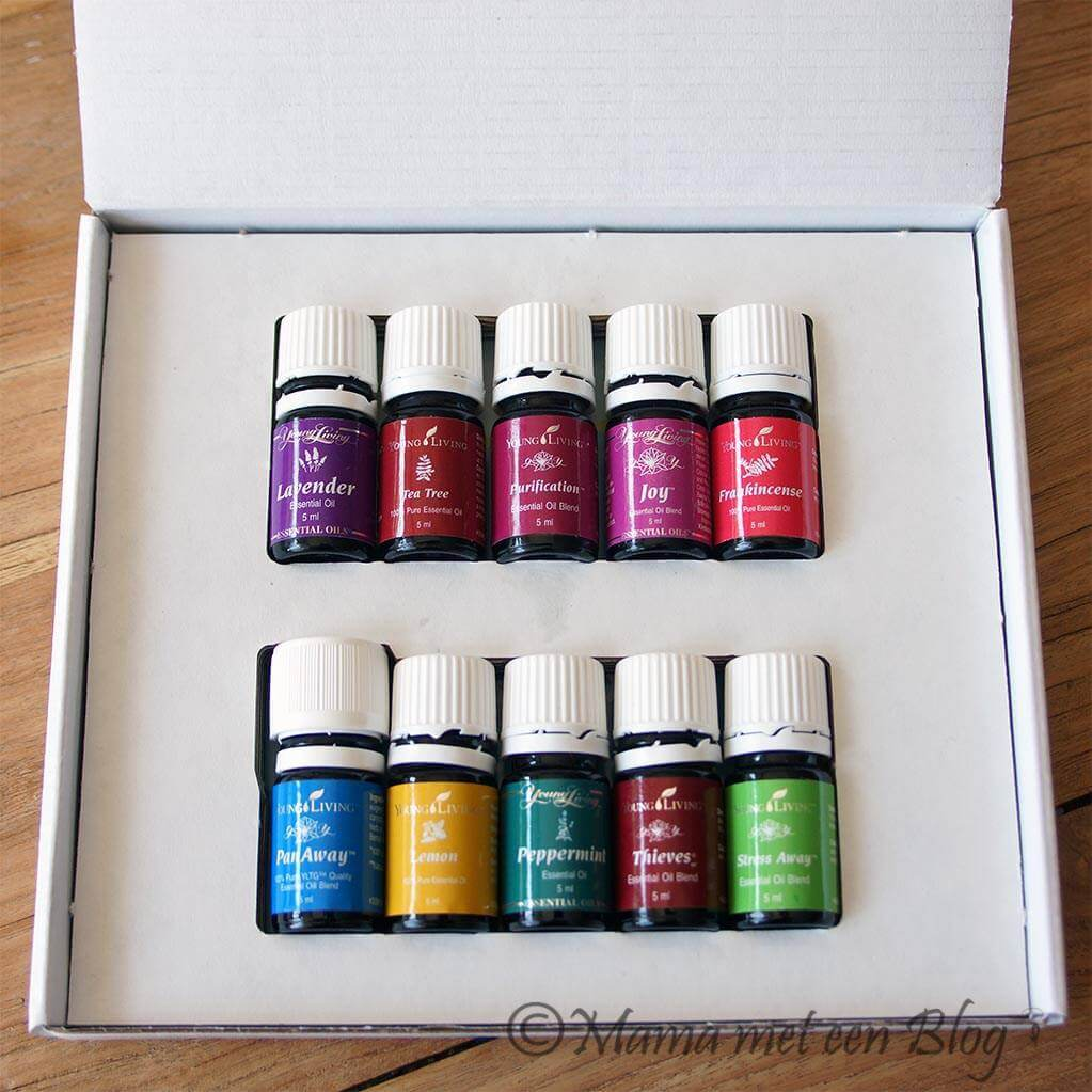 Young Living Oils Mamameteenblog.nl