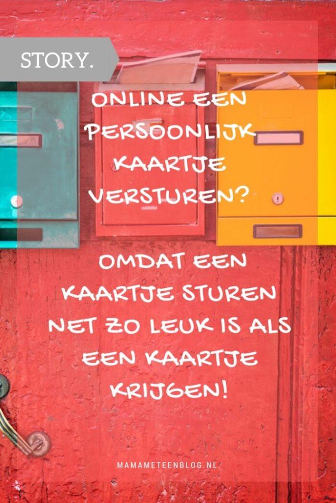origineel kaartje sturen mamameteenblog.nl