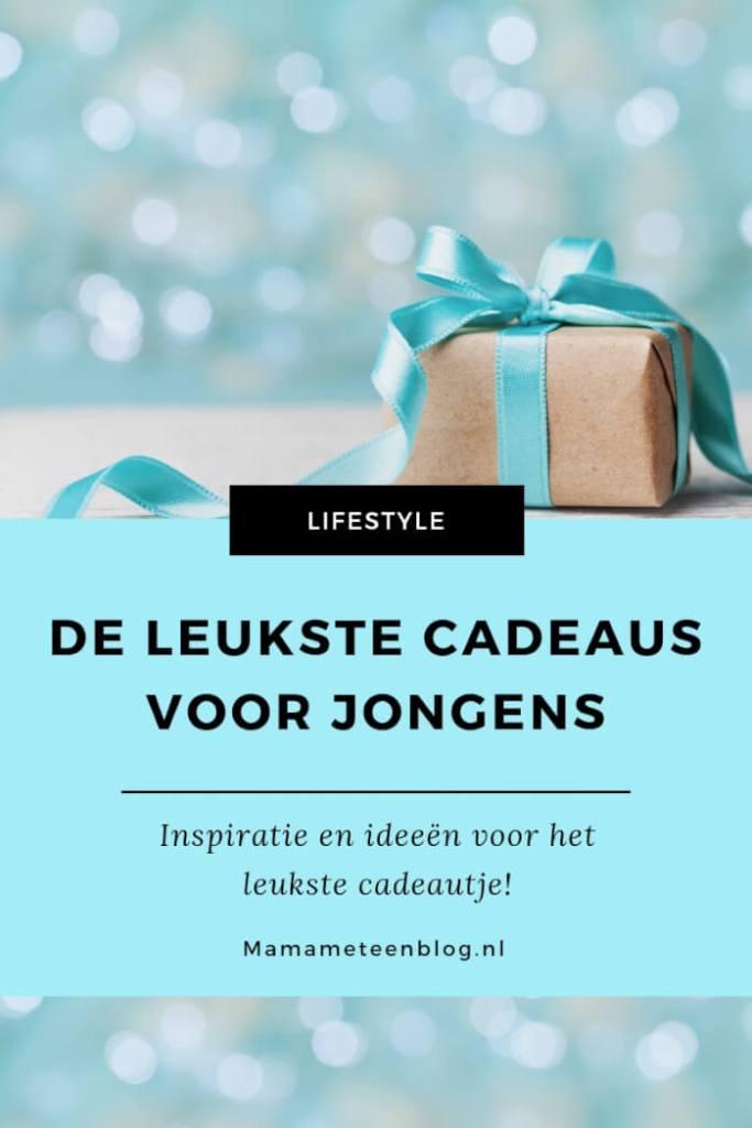 leukste cadeaus voor jongens mamameteenblog.nl