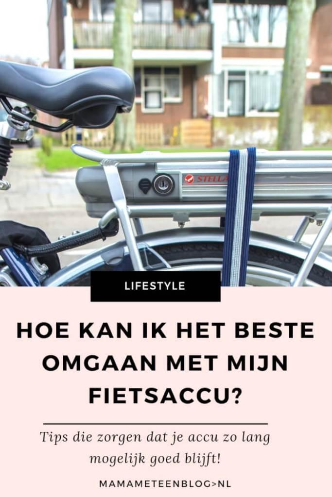tips voor onderhoud fietsaccu mamameteenblog.nl