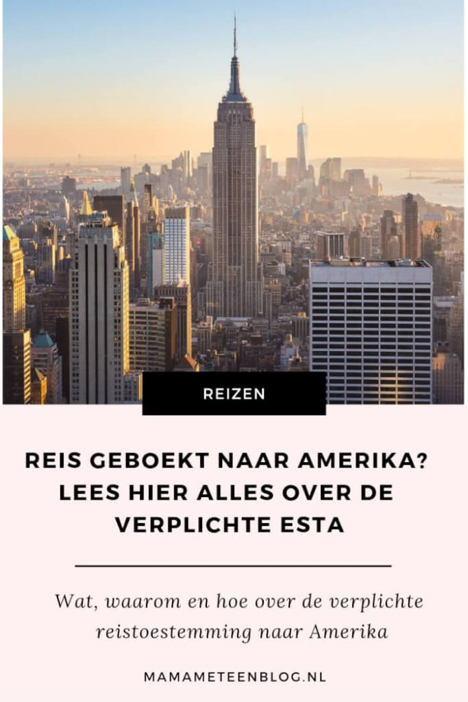 tips over de esta Amerika mamameteenblog.nl
