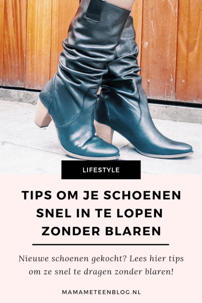 laarzen schoenen in te lopen mamameteenblog.nl