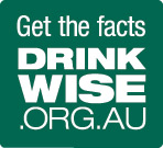 drink wise logo