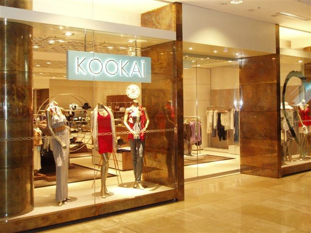 kookai, shopfront, kookai store, chatswood chase, skinny, thin, weight, clothing, sizing
