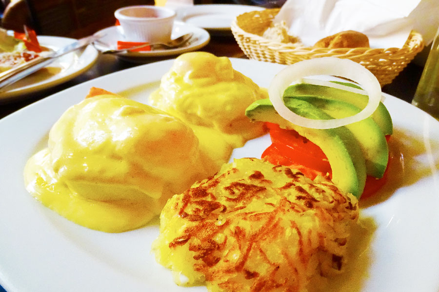 Desayunos en MAMA MIA San Miguel de Allende