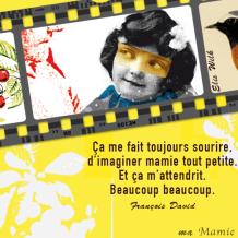 Teaser - Livre numérique jeunesse - Ma Mamie en Poévie - François David, Elis Wilk, CotCotCot-apps.com, CotCotCot éditions - enfants alzheimer grands-parents vieillesse mémoire oubli imaginaire interactif