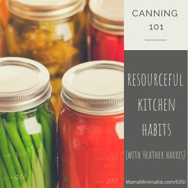 Canning preserves food + reduces waste. Here's how to can right.