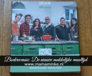 kaft de nieuwe makkelijke maaltijd kookboek