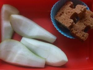 peer en ontbijtkoek