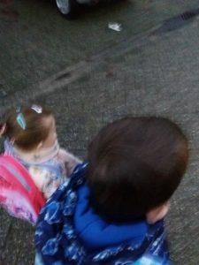 happy moments naar school