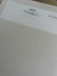 Dagboek pakketje studio sprankel