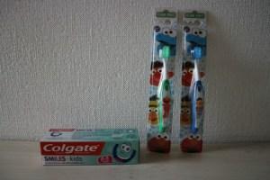 lenteshoplog tandenpoetsen