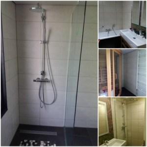 badkamers VIP huisje huttenheugte Center Parcs