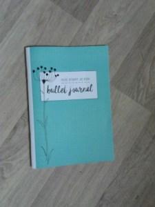 flow vakantiebox bullet journal informatie boekje
