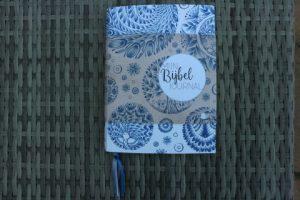 Nieuwe bijbel journal lijn van MUS met een bijbel journal