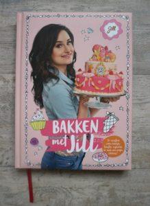Bakken met Jill girly bakboek voor iedereen voorkant