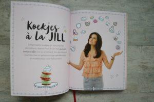 Bakken met Jill girly bakboek voor iedereen koekjes