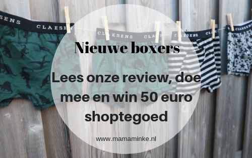 samenwerking boxers.nl doe mee met de winactie en win 50 euro shoptegoed uitgelichte afbeelding