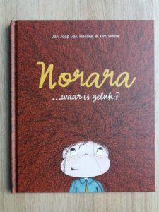 dagboek boek norara