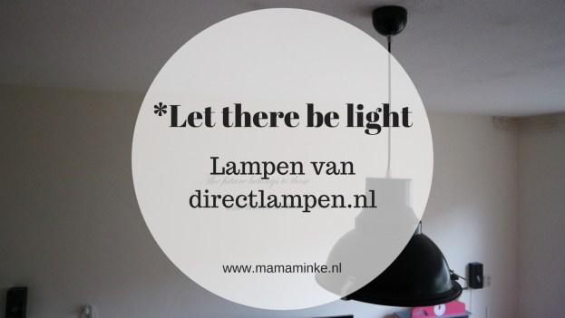 Nieuwe lampen in de woonkamer van directlampen.nl. uitgelichte afbeelding