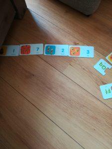 123 puzzel maken door Nola