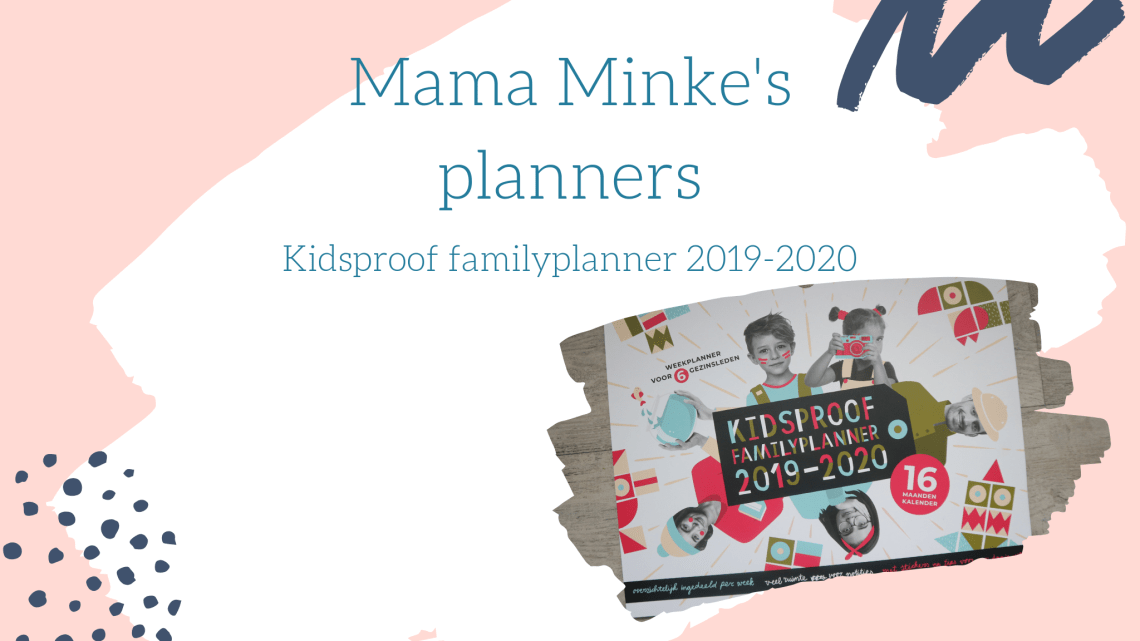 De planner kidsproof familyplanner heb je nodig en dit is waarom. uitgelichte afbeelding