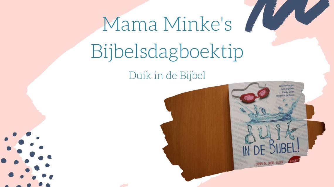 Duik in de Bijbel, dagboek voor gezinnen uitgelichte afbeelding